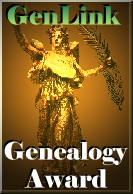 Best of the Best - GenLink Genealogy Award